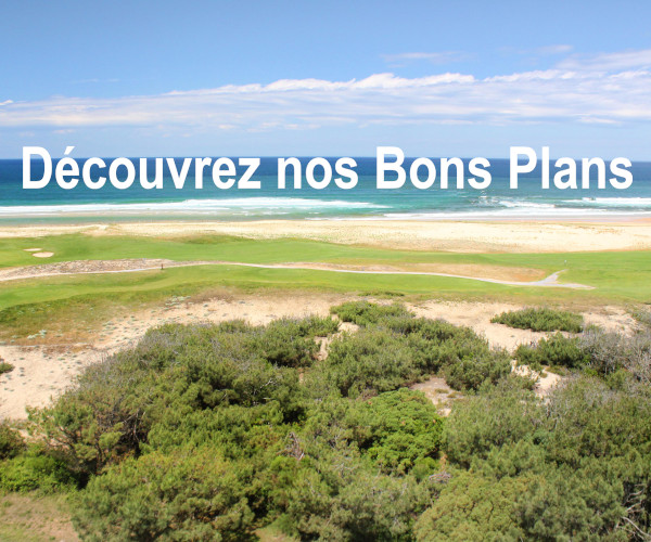 Bons plans du Golf de Moliets